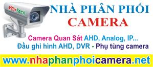 Nhà phân phối Camera